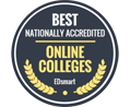 Logo Best Nationally Accredited Online Colleges - Edsmart