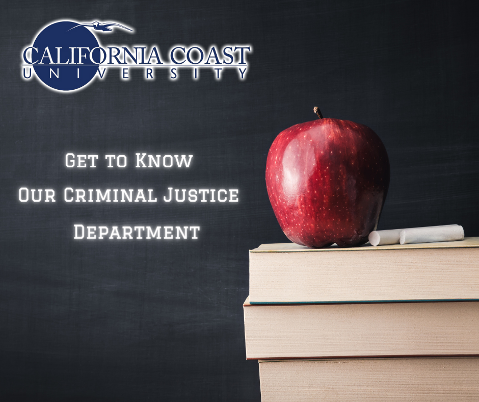 Get to Know Our Criminal Justice Department