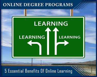 5 Essential Benefits to Choosing Online Learning