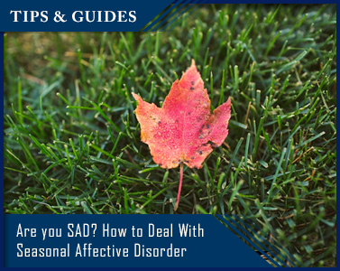 Picture of Are you SAD? How to Deal With Seasonal Affective Disorder