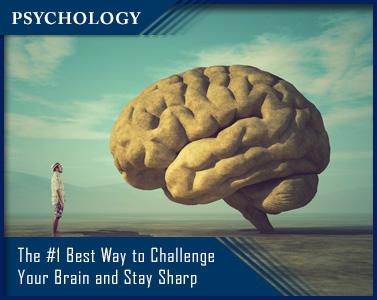 Picture of The #1 Best Way to Challenge Your Brain and Stay Sharp