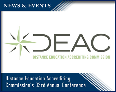 Distance Education Accrediting Commission's 93rd Annual Conference
