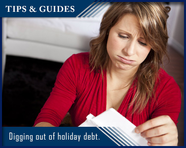 Picture of How to Dig Yourself Out of Holiday Debt