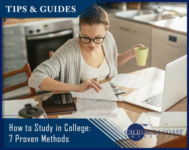How to Study in College: 7 Proven Methods