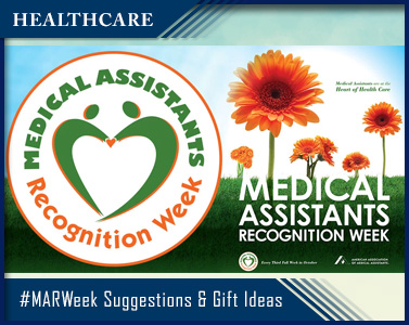 Suggestions & Gift Ideas for Medical Assistants Recognition Week #MARWeek