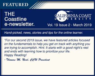 Picture of Letter from the President - Coastline E-Newsletter March 2019
