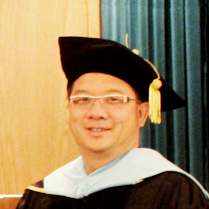headshot picture of Dr. Peng Chan