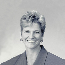 headshot picture of Patricia Stubban